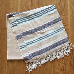 JCrew Cape Scarf With Arm Holes
